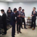 昼間の東京駅ビジネス異業種交流会