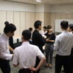 第53回目のJR新宿駅ビジネス異業種交流会